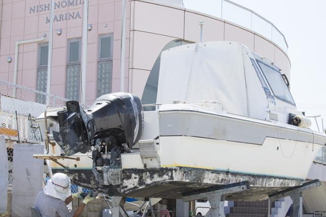 ボート・ヨットの修理・メンテナンス業務