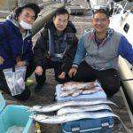 鯛と太刀魚